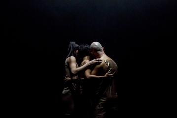 Nightdance by Melanie Lane - Melanie Lane, Lilian Steiner and Gregory Lorenzutti - Image by Bryony Jackson